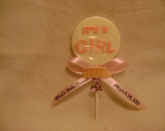 It's A Girl (Party Favor)