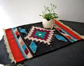 Southwest Small Rug Textile