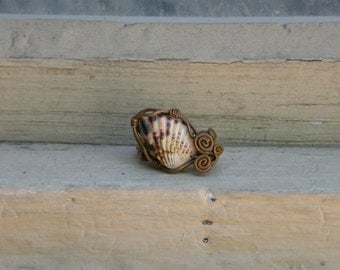 Anillo del Mar ring- small