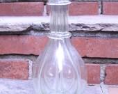 Vintage, French Olive Oil Bottle