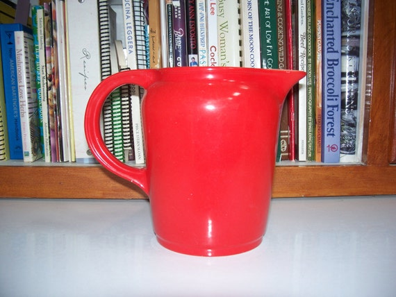 Universal Cambridge Pitcher Antique (Made in USA)