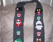 Customizable Super Mario Bros. Enemy Scarf