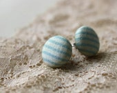 Earrings Nautical Blue