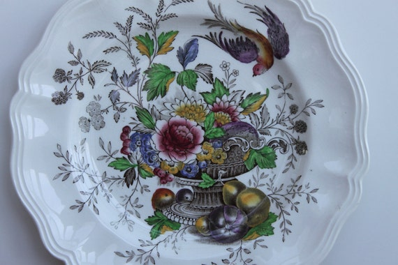 Vintage Royal Doulton plate - Free shipping in USA