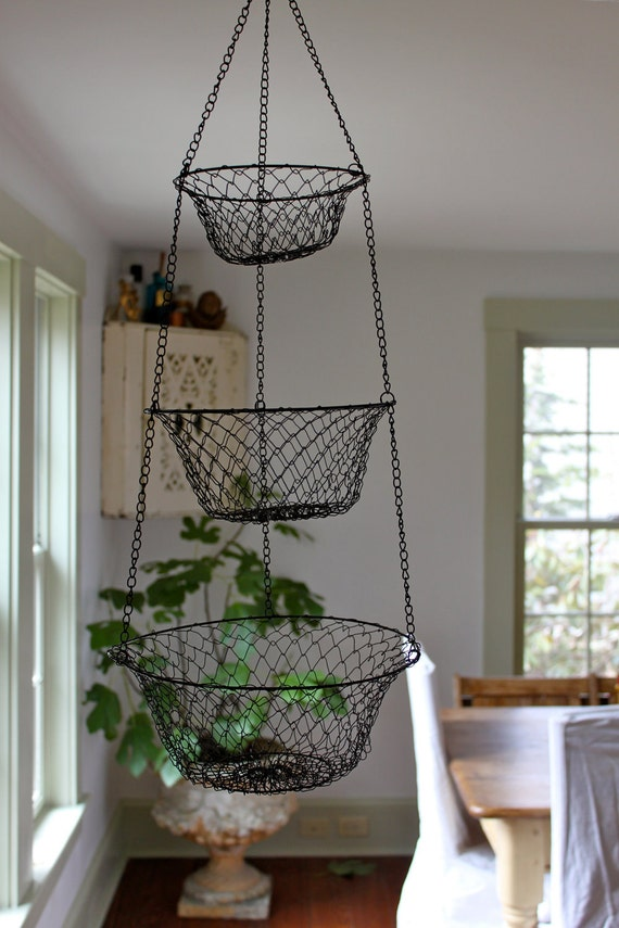 French wire basket / Free shipping in USA