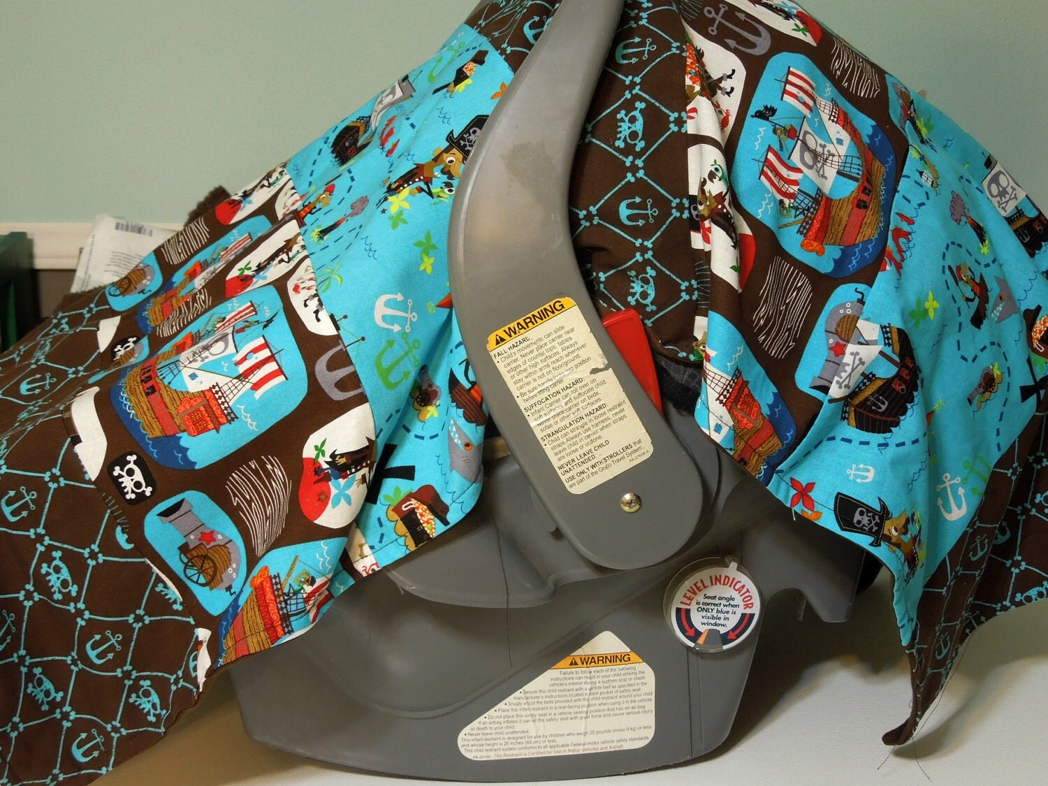 Funky Baby Car Seat Covers