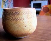 Herringbone Cup
