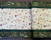 CUSTOM ORDER - Wildflowers Table Runner