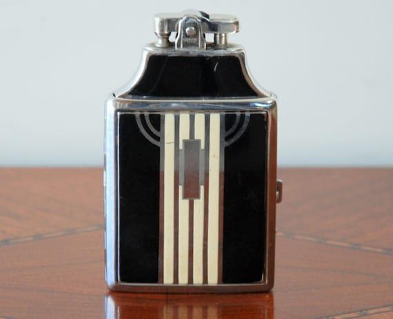 Art Deco Cigarette Lighters Art Deco Ronson Cigarette Case