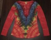XL Tie-Dye Thermal