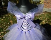 Simply Rapunzel-Inspired Tutu Dress-Tangled-Disney Princess- Custom Sizes