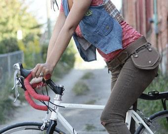 Biker - Bike Bag - Stashpack - Belt with Pockets [Hip Pack.Belt Bag.Hip Bag]