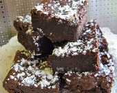 Candy Store Fudge Brownies