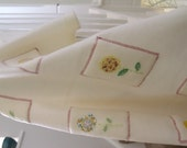 Baby blanket baby girl blanket baby girl blanket with flowers