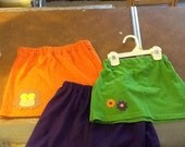 The Itty Bitty Upcycled T-skirt
