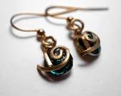 Zelda Kokiri Forest Earrings