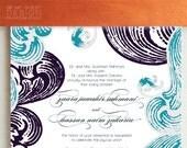 Invitation Sample Kit:  ZAARA Classic Suite
