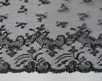 Petit Flower French Lace