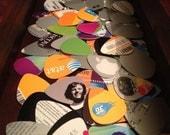 Recycled Guitar Picks - Random 25 Pack