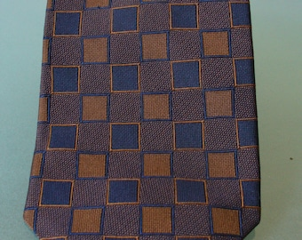 Faconnable Made in France Silk Tie