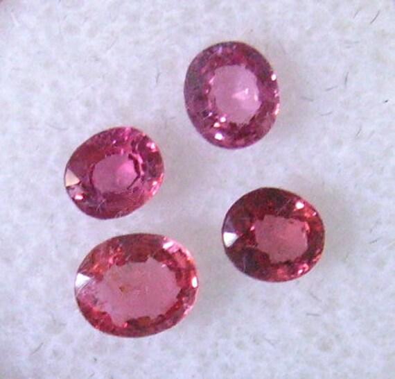 Mogok Spinel Hot Pink Lot 2.00cttw