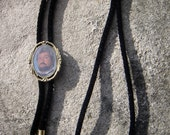 RESERVED FOR Mindy Rowe Million Dollar Man Ted DiBiase Bolo Tie