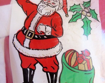 Vintage Santa Suit by Ben Cooper, Unopened - New In Package