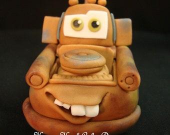 Mater Cake Topper