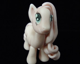 Pink LIttle Pony Cake Topper