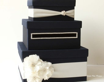 Wedding Card Box, Money Box, Gift Card Holder - Custom Made