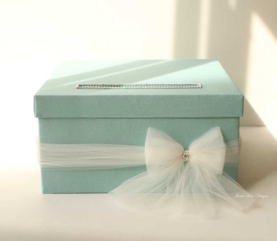 Wedding Card Box, Money Box, Wishing Well  - Custom Card Box
