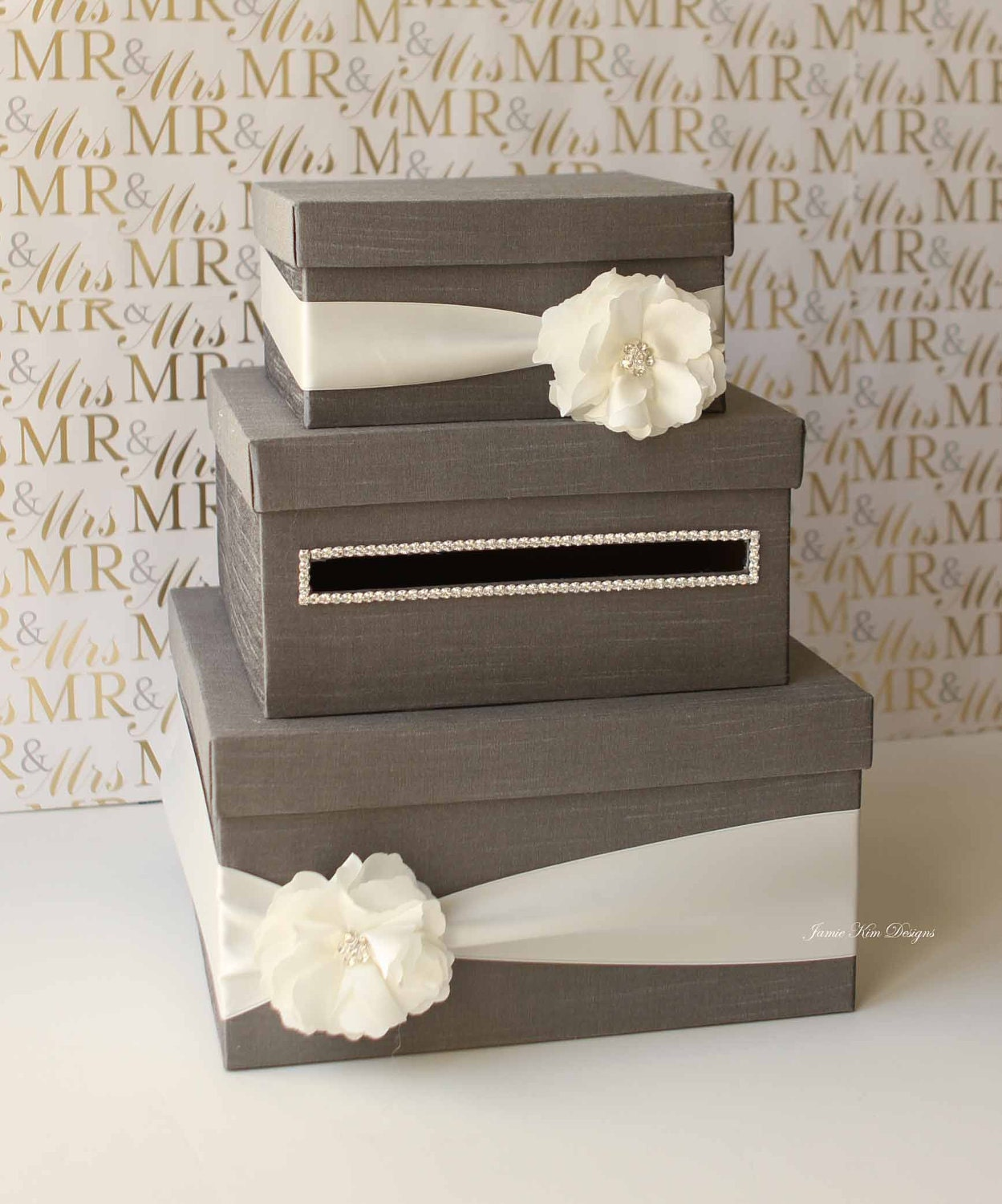 Wedding Card/ Money Box Gift Card Holder Reserved