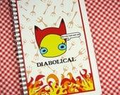 Sketchbook/Journal- My Imaginary Friends