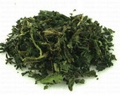 organic nettle (urtica dioica), stinging nettle, nettle leaf, 1 ounce