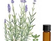 100% pure lavender (lavandula angustifolia) essential oil 4 mL therapeutic grade