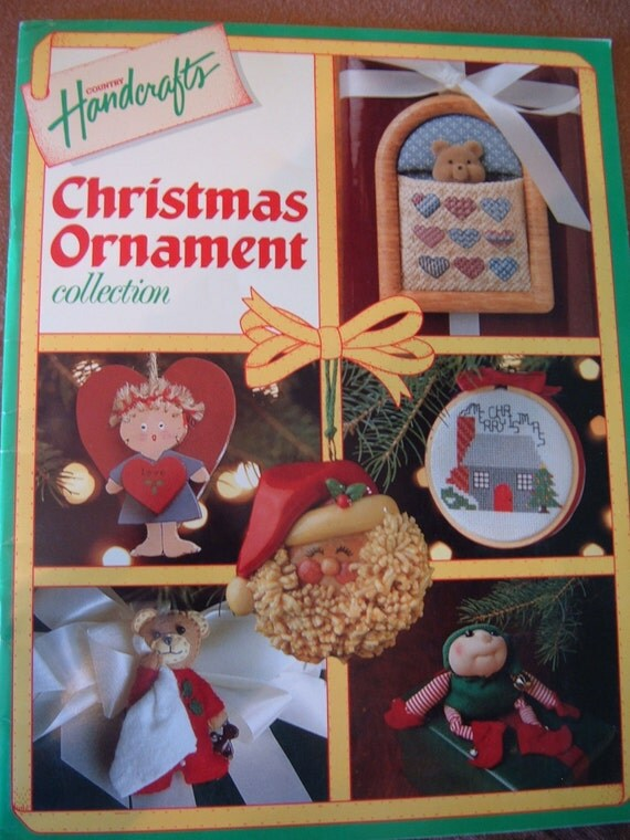 Country Handcrafts Christmas Ornament Collection