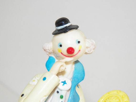 Vintage Clown Collectible Free Shipping