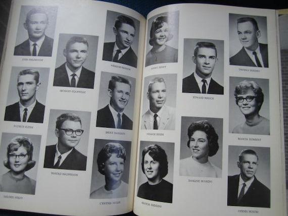 1964 Dodgeville High School Yearbook--  Wisconsin
