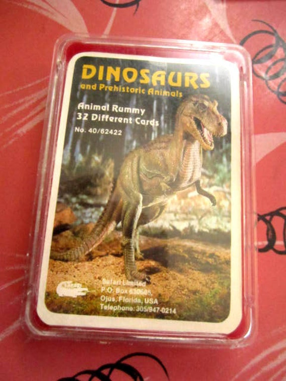 Dinosaurs & Prehistoric Animals...Awesome Vintage 1970's Cards