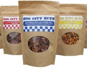 Big City Nuts Sampler Selection are Naturally Delicious Gifts