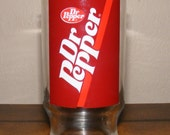 Dr. Pepper Glass