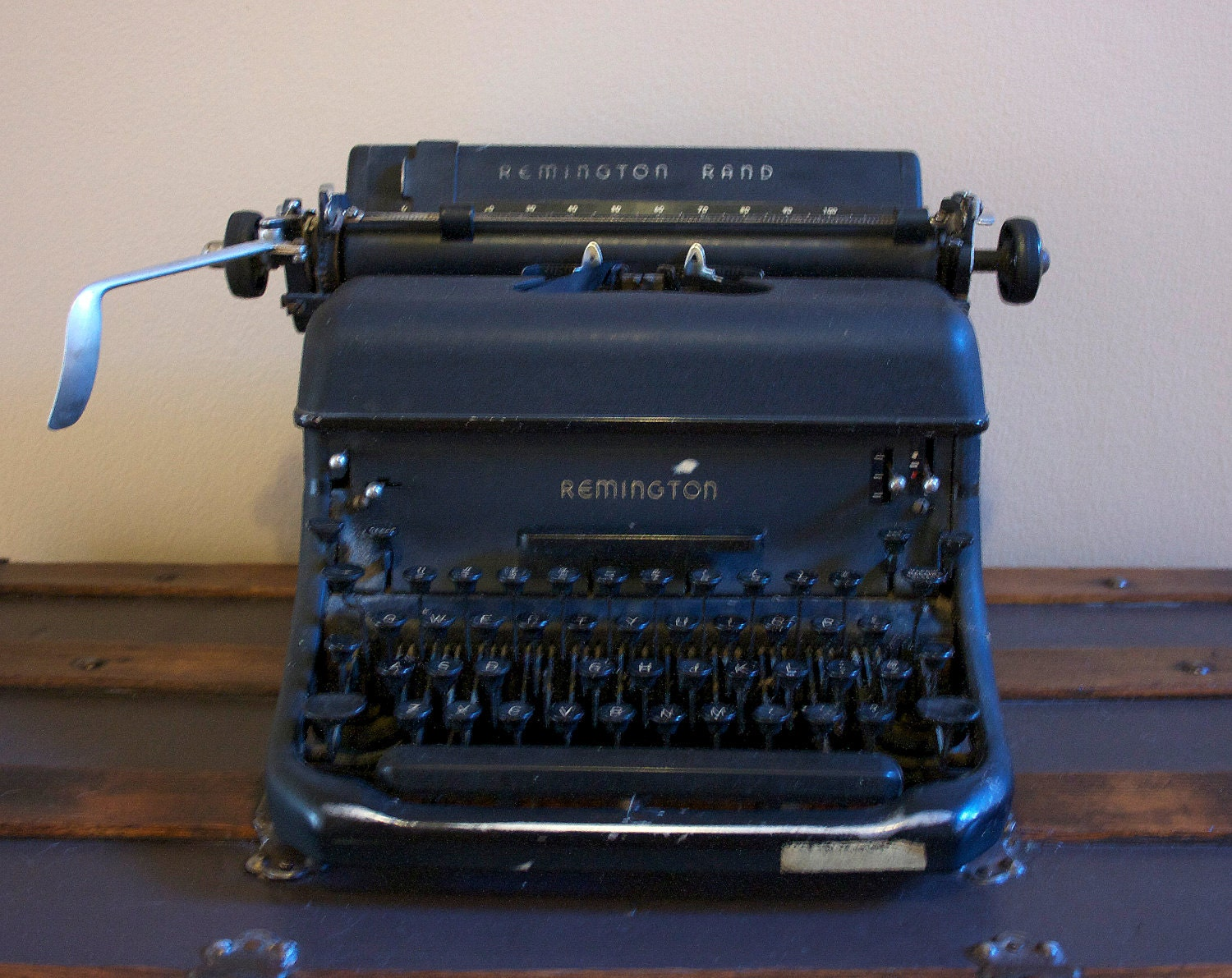 Antique remington rand typewriter for What can you do with old keys