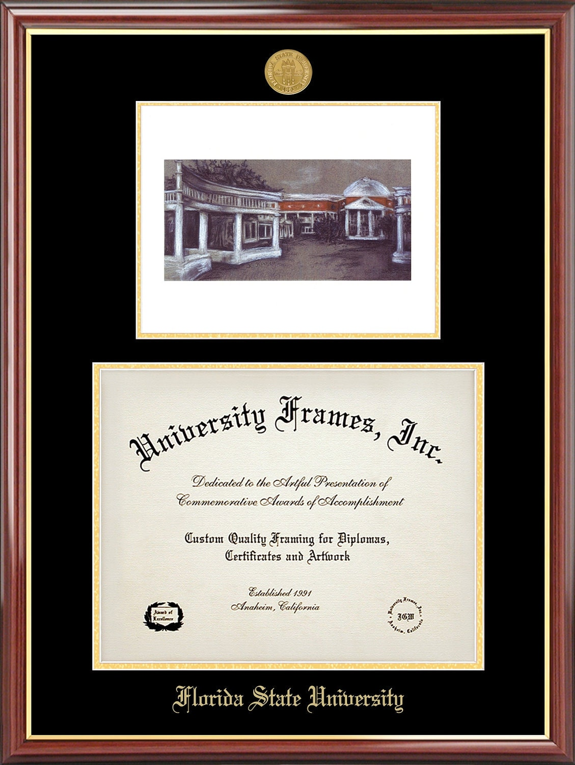 Luxury Framing Achievement Photo - Frame Photo Design Ideas ...