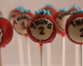 So Sweet Pops Happily Made Thing Inspired Cake Pops