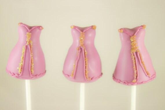Rapunzel Princess Cake Pops