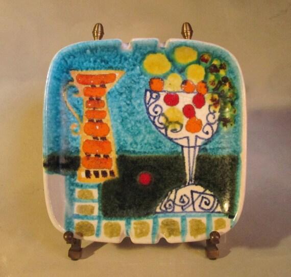 Raymor Italian Decorative Ashtray