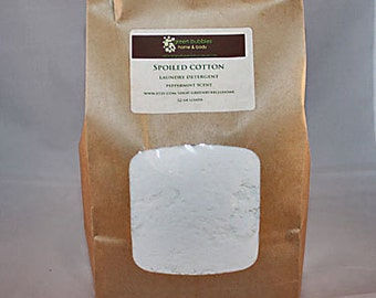 Organic Laundry Detergent, Peppermint - Stain Lifting