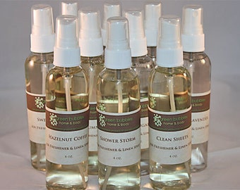 Room and Linen Spray Sweet Pumpkin 4 oz