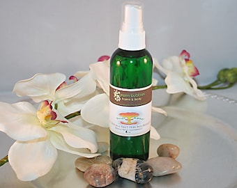 Bug Repellent All-Natural and DEET Free, 4 oz Larger Size