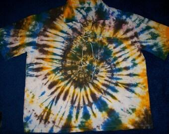 Mens tye dyed shirt